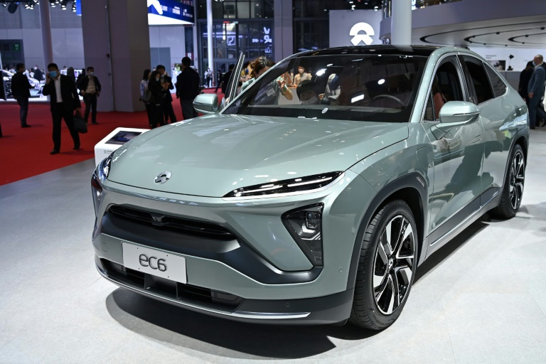 China is the world's biggest and most rapidly electrifying auto market.